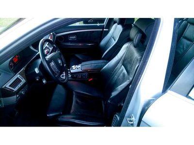 brugt BMW 745 4,4 E65
