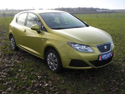 brugt Seat Ibiza 1,4 TDI PD DPF Reference Eco 80HK 5d