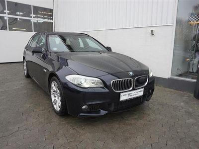 brugt BMW 535 Xi Touring 3,0 4x4 306HK Stc 8g Aut.