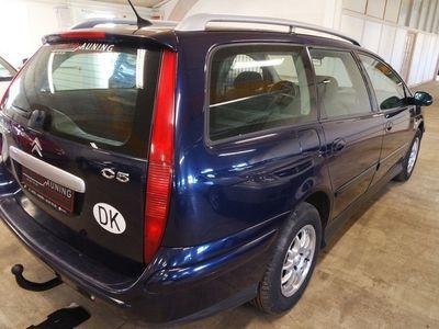 brugt Citroën C5 2,0i 16V Prestige Weekend