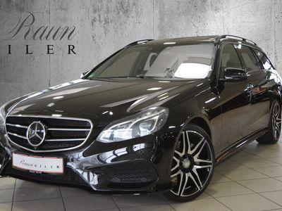 brugt Mercedes E350 Amg-Line