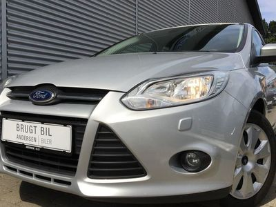 used Ford Focus 1,6 Ti-VCT Trend 85HK 5d