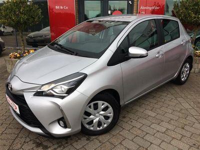 used Toyota Yaris 1,0 VVT-I T2 69HK 5d