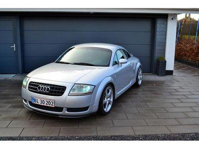 gebraucht Audi TT 1,8 180hk AUQ