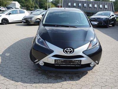 brugt Toyota Aygo 1.0 VVT-i X-Black II 5-dørs