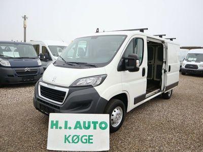 brugt Peugeot Boxer 330 2,2 HDi 130 Kassevogn L2H1
