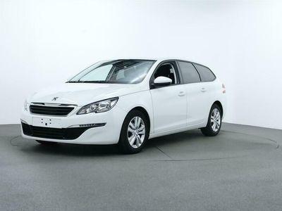 brugt Peugeot 308 SW 1,6 BlueHDi Active 120HK Stc 6g A++