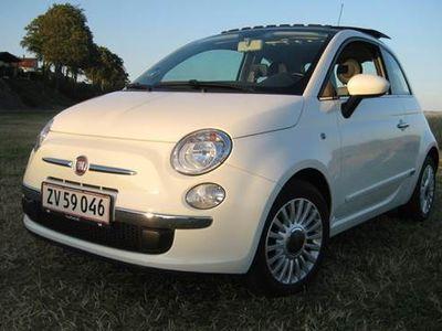 gebraucht Fiat 500 1,2 1.2 Lounge