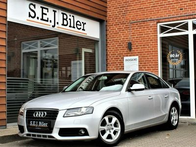 second-hand Audi A4 2,0 TDi 136HK 4d