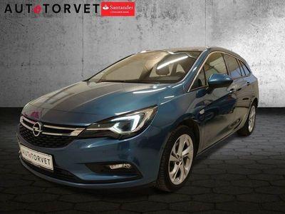 brugt Opel Astra 6 CDTi 136 Innovation ST aut.