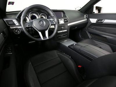 brugt Mercedes E350 0 BlueTEC Cabriolet aut.
