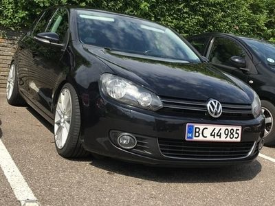 brugt VW Golf 1,4 TSI