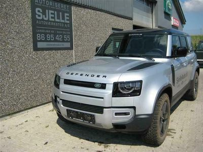 """brugt Land Rover Defender 110"""" 2,0 SD4 First Edition AWD 240HK 8g Aut."""