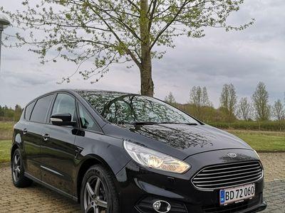 brugt Ford S-MAX 2.0 TDCi (150HK) MPV Forhjulstræk Manuel 110.