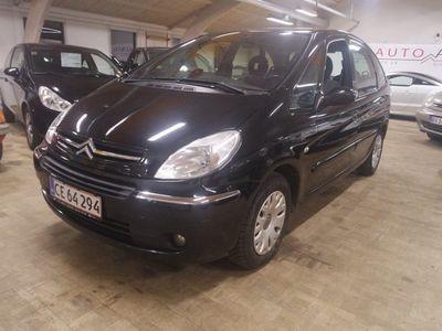 brugt Citroën Xsara Picasso 1,6i 16V 110 Exclusive