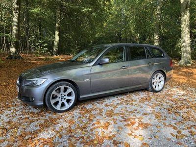 usado BMW 318 d Touring 2,0 D 143HK Stc 6g