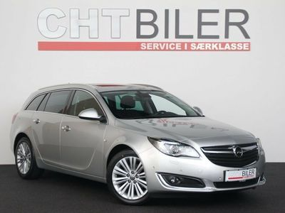 brugt Opel Insignia 2,0 CDTi Cosmo Best Exclusive ST