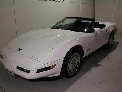 brugt Chevrolet Corvette 5,7 Cabriolet