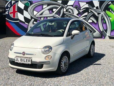brugt Fiat 500 1,4 Sport aut.