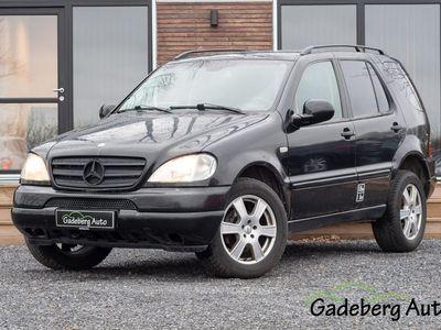 brugt Mercedes ML270 2,7 CDi aut. Van