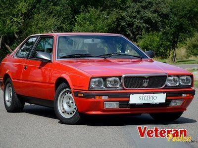 brugt Maserati Coupé Maserati 222