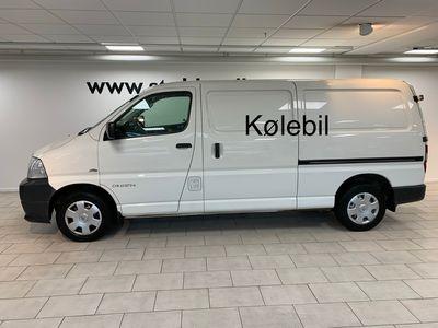 brugt Toyota HiAce Lang 2,5 D-4D m/komf. 116HK Van G