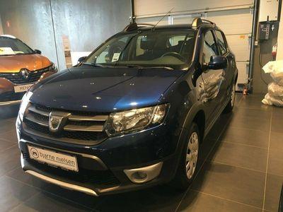 brugt Dacia Sandero Stepway 1,5 dCi 90 Prestige Van