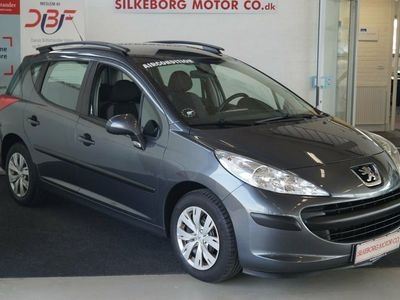 used Peugeot 207 1,6 HDi 90 Comfort+ SW