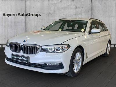 brugt BMW 520 d