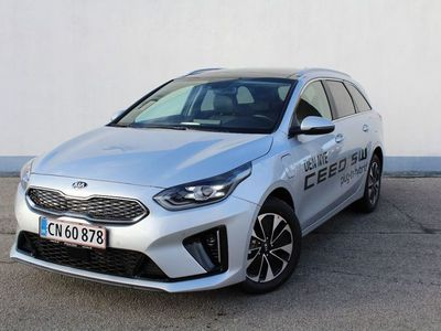 brugt Kia cee'd 1,6 GDi PHEV Upgrade+ SW DCT
