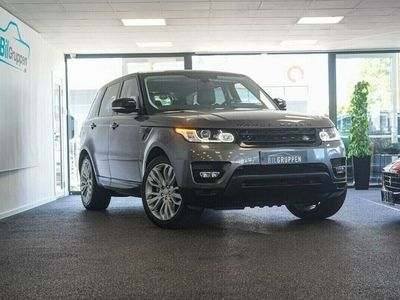 brugt Land Rover Range Rover Sport 3,0 SDV6 HSE aut.