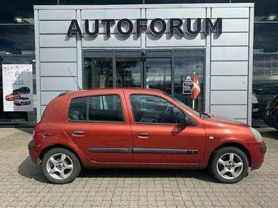 brugt Renault Clio II 1,2 8V Family Authentique