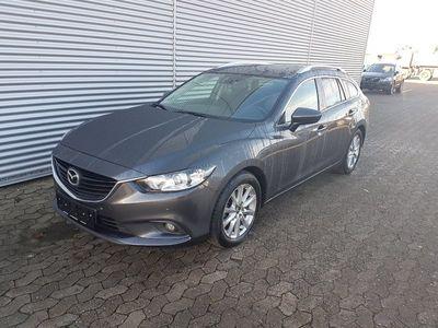 brugt Mazda 6 2,2 Sky-D 150 Vision st.car