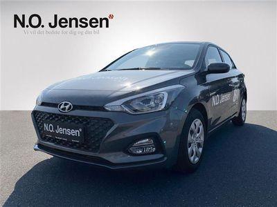 brugt Hyundai i20 1,25 Spring Edition 84HK 5d