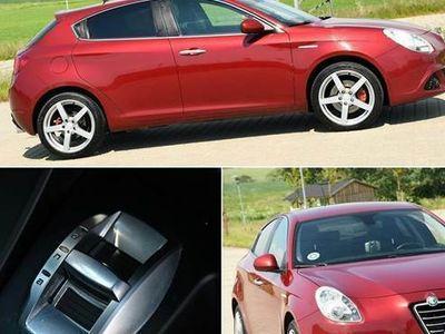 brugt Alfa Romeo Giulietta 2,0 170 hk 2012 evt bytte