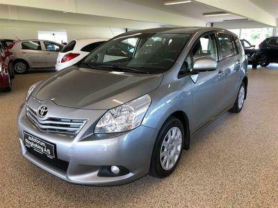 brugt Toyota Verso 2,0 D-4D DPF TX 126HK 6g B