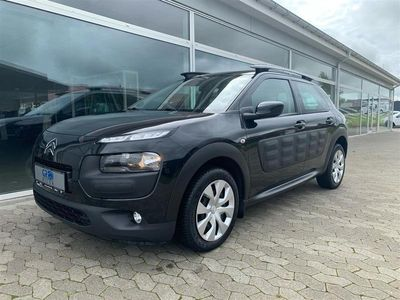 brugt Citroën C4 Cactus 1,6 Blue HDi Feel start/stop 100HK Van