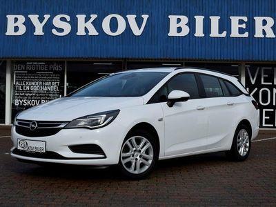 brugt Opel Astra 1,6 CDTi 110 Enjoy ST