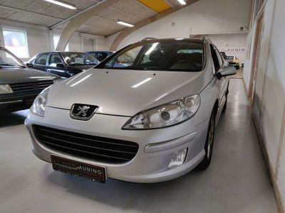 brugt Peugeot 407 2,0 HDi ST SW