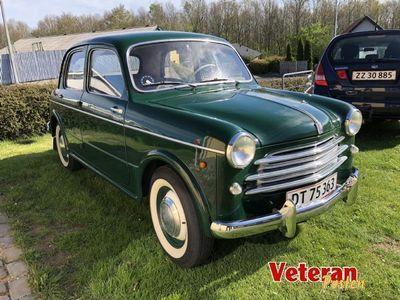 usado Fiat 1100 årg 1956