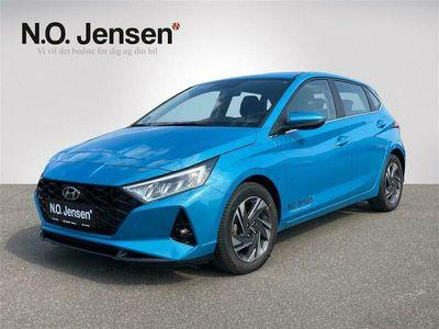 brugt Hyundai i20 1,0 T-GDI Advanced DCT 100HK 5d 7g Aut.