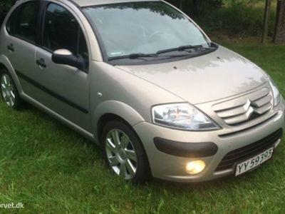 brugt Citroën C3 1,6 HDI 110HK 5d