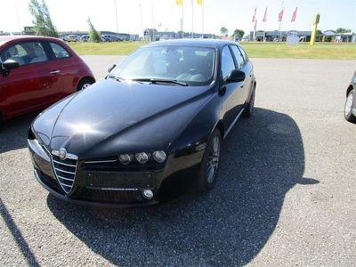 gebraucht Alfa Romeo 159 Sportwagon 1,7 TBI 16V Distinctive 200HK Stc 6g