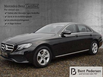 gebraucht Mercedes E220 0 D 9G-Tronic 194HK 9g Aut.