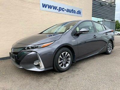 brugt Toyota Prius 1,8 Plug-in Hybrid H4 MDS