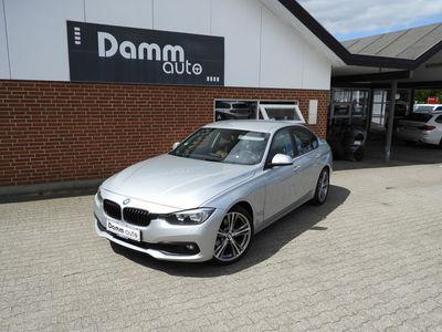 usado BMW 320 2,0 d Steptronic 190HK Sedan aut