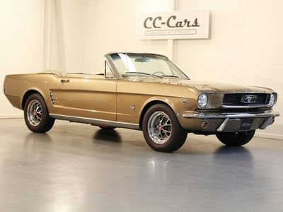 brugt Ford Mustang 4,7 V8 289Cui. Convertible
