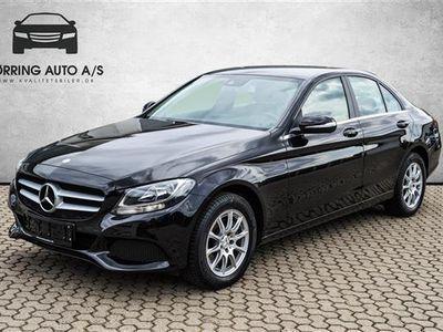 käytetty Mercedes C220 2,1 Bluetec 170HK