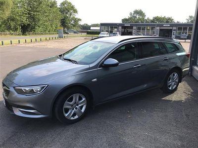 brugt Opel Insignia Sports Tourer 1,6 CDTI Enjoy Start/Stop 136HK Stc 6g Aut.