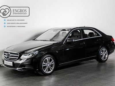 used Mercedes E220 2 CDi Avantgarde aut.